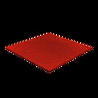 Гумова плитка 20 мм (червона)