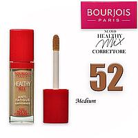 Корректор жидкий Bourjois Healthy Mix Витаминное сияние №52  Medium  светлый беж  7,8 ml ОРИГИНАЛ