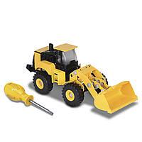 Toy State — CAT Конструктор Machine Maker погрузчик 80933, фото 1