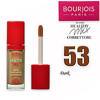 Корректор жидкий Bourjois Healthy Mix Витаминное сияние №53  Dark  7,8 ml ОРИГИНАЛ