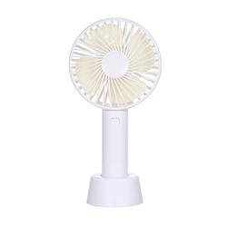 Ручной вентилятор на подставке fan 2