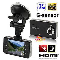 Видеорегистратор DVR K6000 Blackbox Full HD Авторегистратор 1080p camcorder Регистратор відеорегістратор