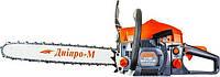 Бензопила цепная Дніпро-М БП-451, 2,8 кВт (1 шина 45см, 1 цепь)