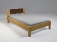 Кровать подростковая деревянная 120*200мм, фото 2