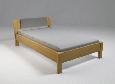 Кровать подростковая деревянная 120*200мм, фото 3