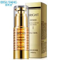 Bisutang Крем для глаз с золотом и гиалуроновой кислотой