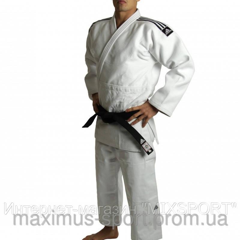 Кимано для дзюдо Champion|| NEW IJF 2015 (белый)
