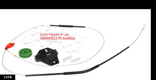 Ремкомплект стеклоподъемника VW T4 90-03 (R)