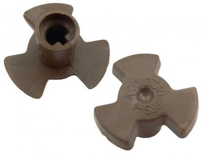 Куплер(муфта) обертання тарілки для МІКРОХВИЛЬОВІ печі LG 4370W3T010A Оригінал