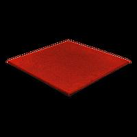 Гумова плитка 30 мм (червона)