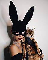 Безумно соблазнительная маска зайца - зайки