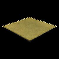 Гумова плитка 30 мм (жовта)