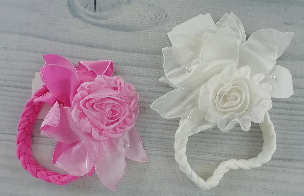 Повязка для волос Цветок Польша 44