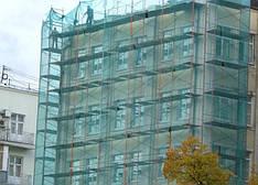 Затеняющая сетка для маскирования строительных объектов, строительства 5 м ширина