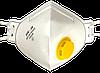 Респиратор-Полумаска фильтрующая БУК с клапаном