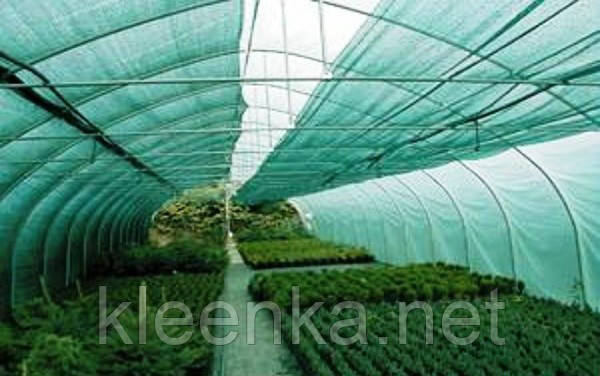 Затеняющая сетка для теплиц ширина 3 м