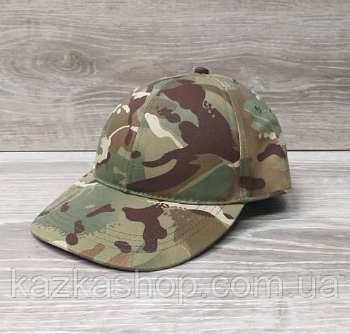Тактическая  мужская  бейсболка, кепка, размер 56-58, на регуляторе, фото 2