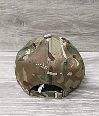 Тактическая  мужская  бейсболка, кепка, размер 56-58, на регуляторе, фото 3
