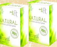 💊💊 Natural Fit - комплекс для похудения / блокатор калорий (Нейчерал Фит)