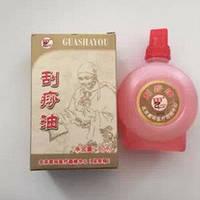 Массажное масло Гуаша /GUAHSA YOU на Тибетских травах (красное, разогревающее) - 60 мл
