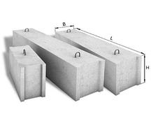 Фундаментный блок ФБС 9.6.6Т B7,5