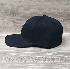 Мужская, унисекс кепка, бейсболка, с вставкой РР размер 56-58, на регуляторе, фото 2