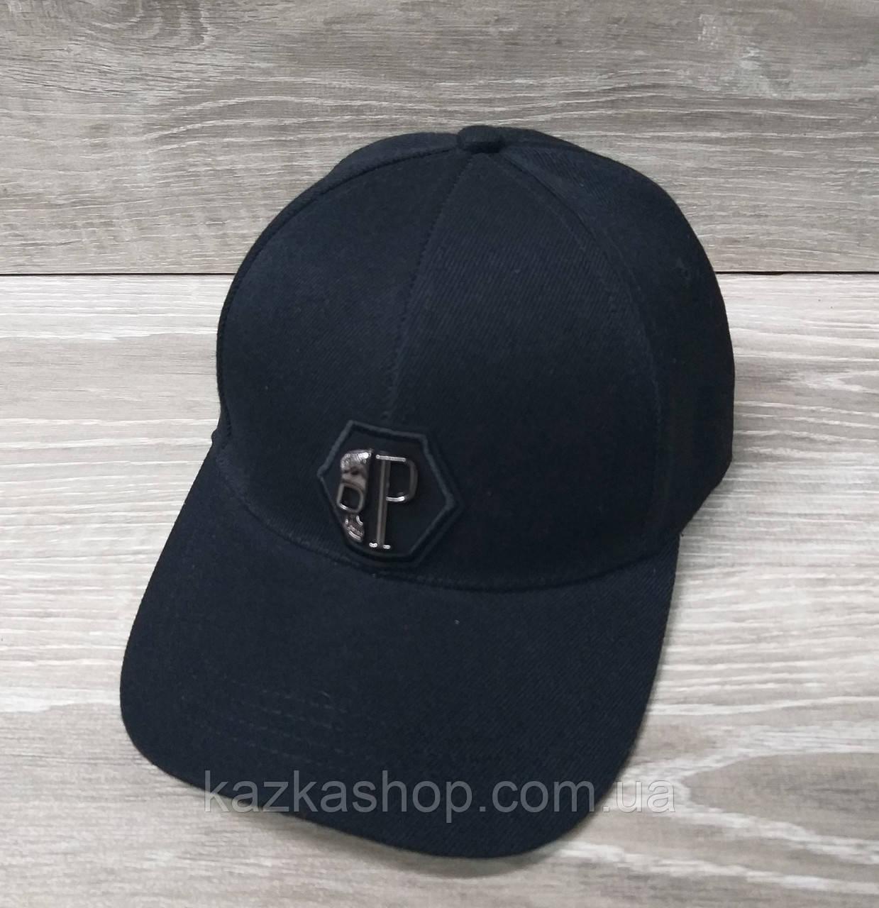 Мужская, унисекс кепка, бейсболка, с вставкой РР размер 56-58, на регуляторе