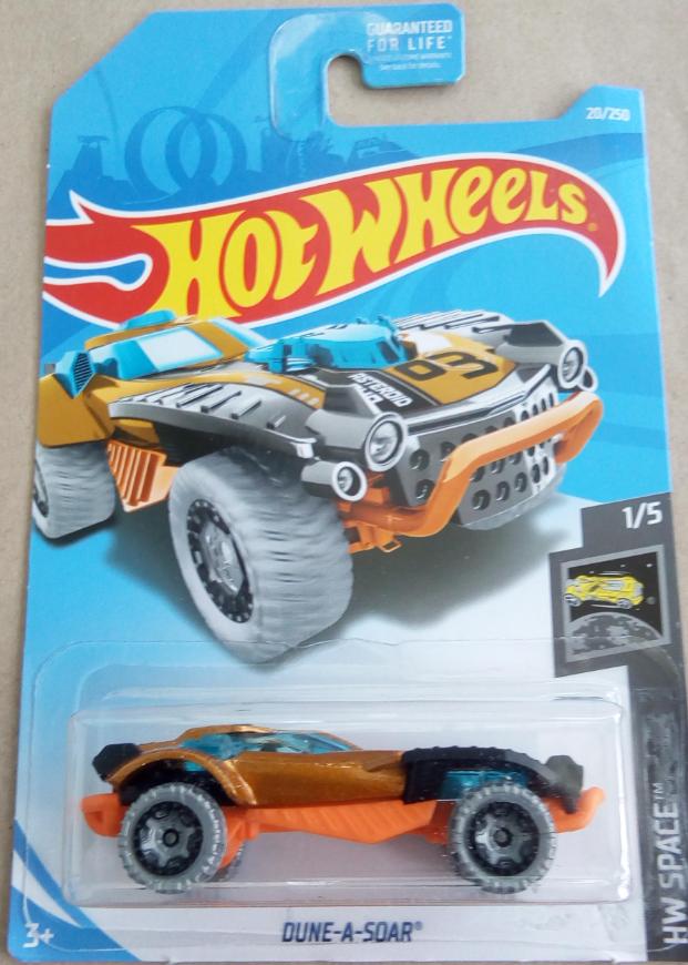 Машинка Hot Wheels 2019 Dune-A-Soar