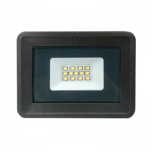 Светодиодный Led Прожектор AVT 10W 220V 6500K IP65 AVT5 (пластиковый корпус)