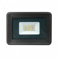 Светодиодный Led Прожектор AVT 10W 220V 6500K IP65 AVT5 (пластиковый корпус), фото 1