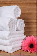 "Полотенце (50х80 см) махровое ""HOTEL QUALITY"" для лица, белое, фото 1"