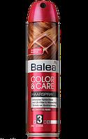 Лак для крашенных волос Balea Haarspray Color&Care (3)
