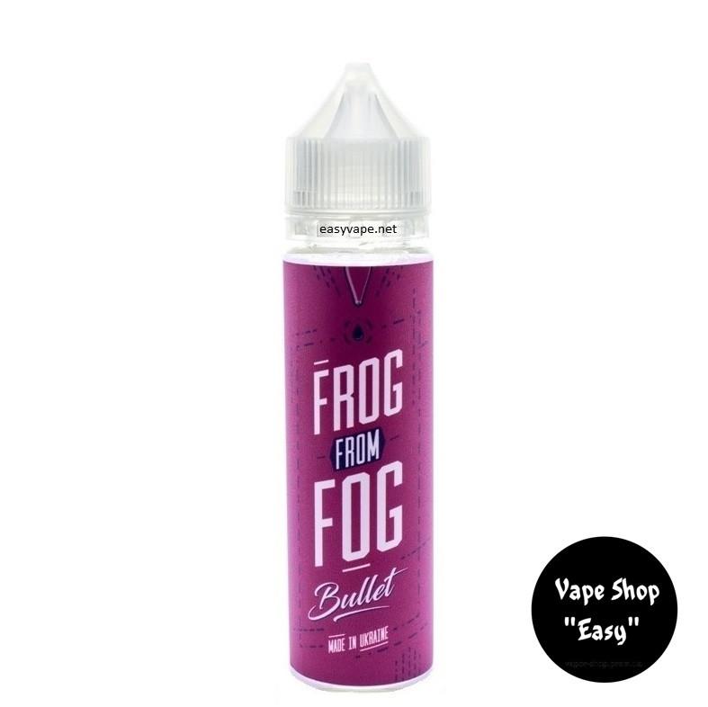 Frog From Fog Bullet 60 ml Премиум жидкость для электронных сигарет\вейпа.