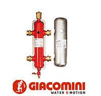 """Гидравлический сепаратор, комплект изоляции """"1"""" Giacomini"""