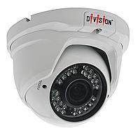 Видеокамера 2,43 МП купольная внутренняя DI-225IR24HS AHD/HDCVI/HDTVI/Аналог