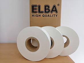 Защитная пленка для ПВХ и алюминиевого профиля ELBA Турция. Белая. Толщина - 60 мкм.