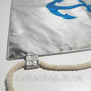 Пляжная сумка летний рюкзак, фото 2