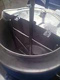 Котел пищеварочный с мешалкой кпэ-60, фото 2