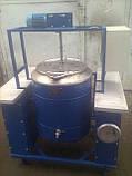 Котел пищеварочный с мешалкой кпэ-60, фото 3