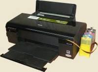 СНПЧ LitePrint для Epson R200 R300
