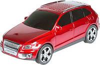 Музыкальная портативная стерео колонка - модель AUDI Q8 красная, фото 1
