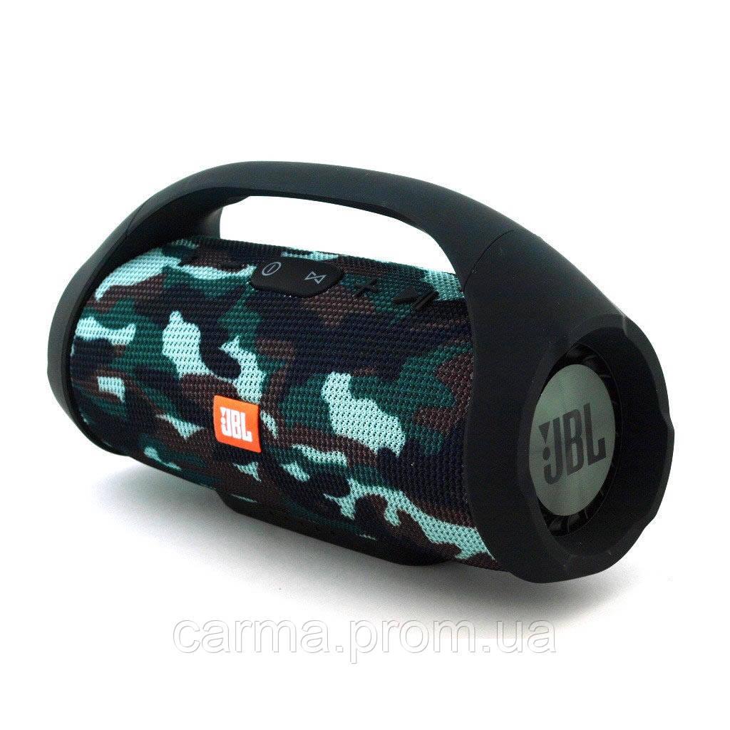 Колонка портативная BOOMBOX Mini Pro Камуфляж