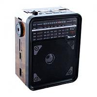 Радиоприемник GOLON RX-9100 Коричневый, фото 1