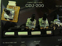 Энкодер джога с трещеткой DSX1051 для Pioneer cdj200