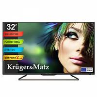"""Телевизор 32"""" Kruger&Matz (KM0232FHD)"""