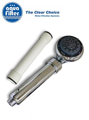 Фильтр-лейка для душа Aquafilter FHSH-2-C хром, фото 2