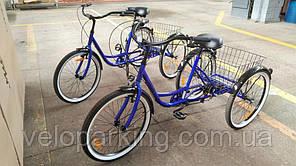 Дорослий триколісний вантажний велосипед Aist Cargo 1.0 (Мінськ,оригінал)
