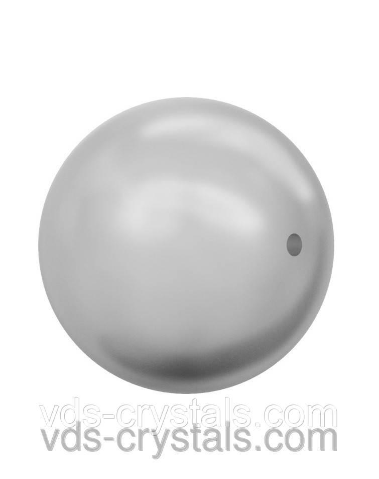 Жемчуг Swarovski круглый 5810 Crystal Light Grey Pearl (001 616) - Стразы Swarovski от официального представителя - VDS-crystals в Ужгороде