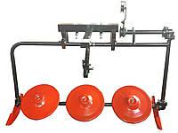 Косилка роторная для мотоблока и мототрактора КР-06