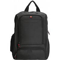 Рюкзак Enrico Benetti Cornell с отделением для ноутбука, черный (Eb75004 001)